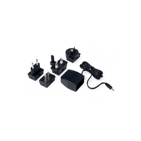 Powertraveller Universal Travel Charger Black